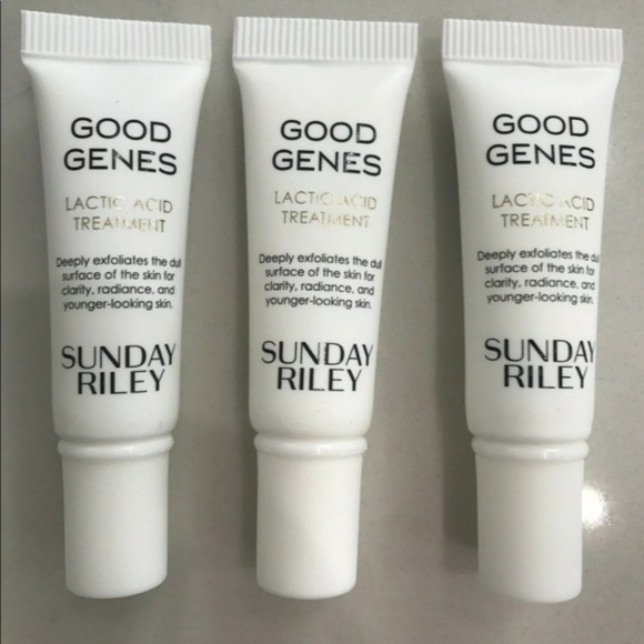 Sunday RIley Other - 3 Pack Sunday Riley Good Genes 5ml New